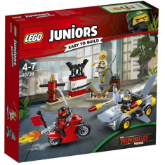 LEGO Ninjago - Atacul rechinului 10739