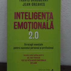 Inteligenta Emotionala 2.0/ Jean Greaves, Travis Bradberry - Carte dezvoltare personala