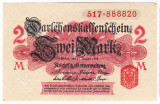 3. Germania bancnota 2 MARK MARCI 1914 perfect UNC nuanta alba