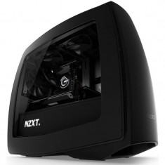 Carcasa NZXT Manta Window Black - Carcasa PC NZXT, Mini Tower