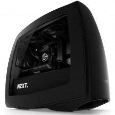 Carcasa NZXT Manta Window Black - Carcasa PC NZXT, Mini tower