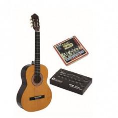 Set chitara clasica pentru incepatori, Dimavery CLASSICAL GUITARSET 09000278