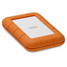 Hard disk extern Lacie Rugged Thunderbolt 5TB 2.5 inch USB 3.1 Type C - HDD extern Lacie, Peste 4 TB