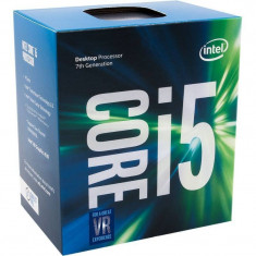 Procesor Intel Core i5-7600T Quad Core 2.8 GHz Socket 1151 Box - Procesor PC