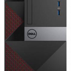Sistem desktop Dell Vostro 3668 Intel Core i5-7400 3.0 Ghz 8GB DDR4 2400 Mhz SSD 256GB Free Dos Black - Sisteme desktop fara monitor