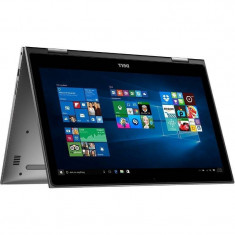 Laptop Dell Inspiron 5578 15.6 inch Full HD Touch Intel Core i5-7200U 8GB DDR4 256GB SSD Windows 10 Grey
