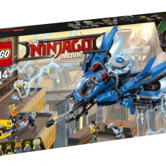 LEGO Ninjago - Avion cu reactie 70614