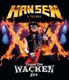 Kai Hansen - Thank You Wacken ( 1 BLU-RAY + 1 CD )