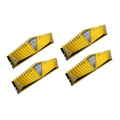 Memorie ADATA XPG Z1 Gold 16GB DDR4 3333 MHz CL16 Quad Channel Kit