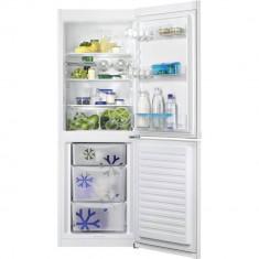 Combina frigorifica Zanussi ZRB33103WA 303L Clasa A++ Alb