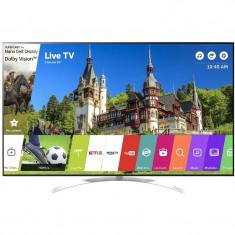 Televizor LG LED Smart TV 55 SJ850V 139cm 4K Ultra HD White - Televizor LED