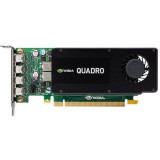 Placa video PNY nVidia Quadro K1200 DVI 4GB DDR5 128bit Low Profile, PCI Express, 4 GB