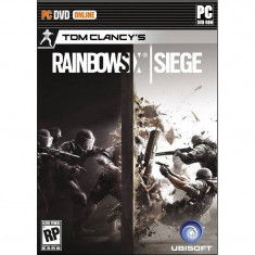 Joc PC Ubisoft Tom Clancy's Rainbow Six Siege