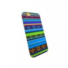 Husa Protectie Spate Serioux Textil model 02 pentru Apple iPhone 6 - Husa Telefon Serioux, iPhone 6/6S
