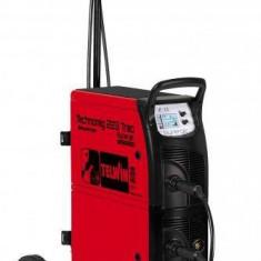 Aparat de sudura Telwin TECHNOMIG 223 MIG-MAG 230V Rosu