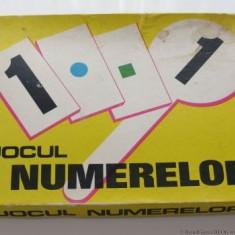 Joc-Jocul Numerelor