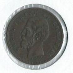 158- 2 Bani 1882 - Moneda Romania