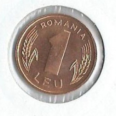 179- 1 Leu 1966 UNC!! - Moneda Romania