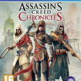 Joc consola Ubisoft Assassins Creed Chronicles PS4 - Jocuri PS4