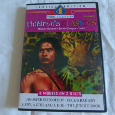 Children's classics - 2 dvd - Film drama Altele, Altele