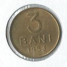171- 3 Bani 1953 - Moneda Romania