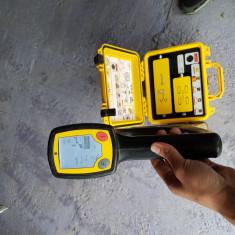 Detector de cablu Leica Digicat 550i Leica Digitex 8/33 Generator Semnal