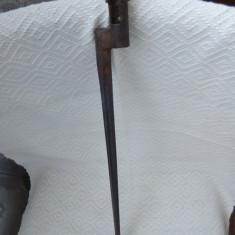 Baioneta din razboiul de independenta 1887