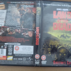 Land of the dead - DVD [B] - Film SF, Engleza