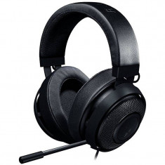 Casti Gaming Razer Kraken 7.1 V2 Oval Black - Casca PC Razer, USB