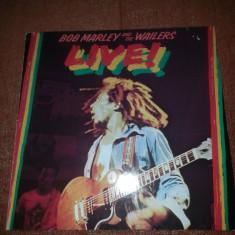 Bob Marley & The Wailers - Live, Island 1975 GER vinil vinyl - Muzica Reggae