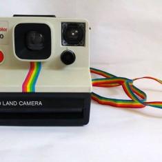 Aparat foto vintage, colectie, Polaroid Land Camera Supercolor 1000 - Aparat Foto cu Film Polaroid