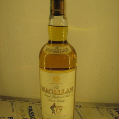 R A R E - whisky MACALLAN. single malt, 7 ani, GIOVINETTI cl 70 gr 40 ani 80