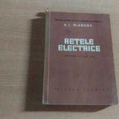 RETELE ELECTRICE-A.I.RIABCOV - Carti Energetica