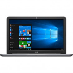 Laptop Dell Inspiron 5767 17.3 inch Full HD Intel Core i7-7500U 8GB DDR4 1TB HDD Windows 10 Black