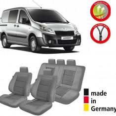 Huse Scaune Dedicate Peugeot Expert 5 locuri 2007-2015 Premium - Tuning camioane