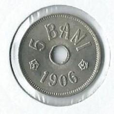174- 5 Bani 1906 - Moneda Romania