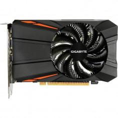 Placa video Gigabyte nVidia GeForce GTX 1050 Ti D5 4GB DDR5 128bit - Placa video PC Gigabyte, PCI Express