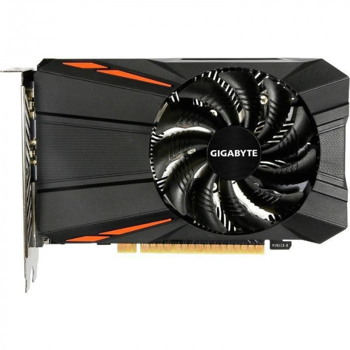 Placa video Gigabyte nVidia GeForce GTX 1050 Ti D5 4GB DDR5 128bit foto mare
