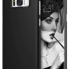 Husa Protectie Spate Ringke Slim Black pentru Samsung Galaxy S8 Plus - Husa Telefon Ringke, Plastic, Carcasa