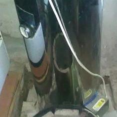 Boiler du dubla sursa de incalzire, electric si pe lemne, capacitate 110 l
