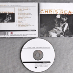 Chris Rea - The Platinum Collection CD (2006) - Muzica Rock warner