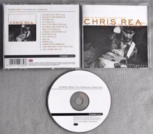 Chris Rea - The Platinum Collection CD (2006)