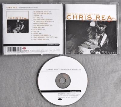 Chris Rea - The Platinum Collection CD (2006) foto