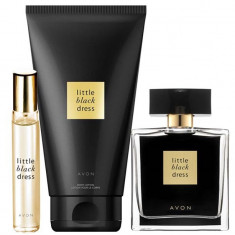 Little Black Dress AVON set 3 produse - Set parfum
