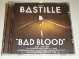 Bastille - Bad Blood CD, virgin records