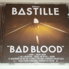 Bastille - Bad Blood CD - Muzica Rock virgin records