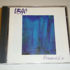 UB40 - Promises And Lies CD (1993) - Muzica Rock virgin records