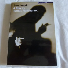 Sentiment - dvd - Film Colectie Altele, Engleza