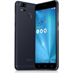 Smartphone Asus ZenFone 3 Zoom S ZE553KL 64GB Dual Sim 4G Black - Telefon Asus