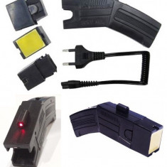 Pistol Profesional Taser cu Electrosoc si Laser